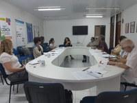 AExt participa de reunião com PRG e PRPG no projeto Encontro de Saberes