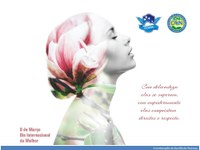 8 de Maio - Dia Internacional da Mulher