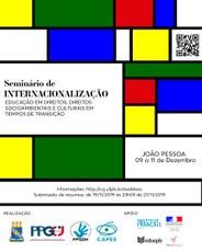 Seminario internacionalização