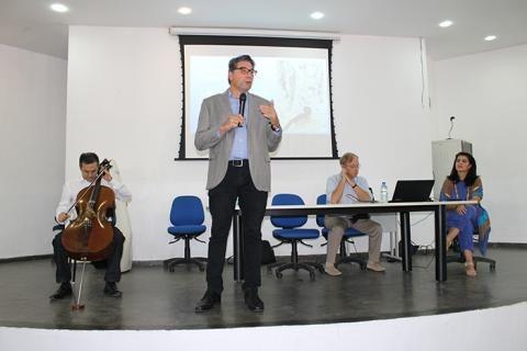 """""""Os Sons do Totalitarismo"""" é tema do III Seminário Direito & Música do PPGCJ/UFPB"""