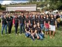 Participação dos alunos do Polo UAN Mundo Novo no aniversário da cidade