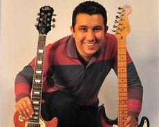 Leo Meira, guitarra