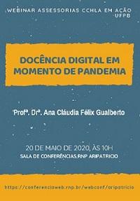 Webinar Docencia Digital