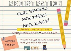 EFOPLI - Friday Meetings 2016.PNG