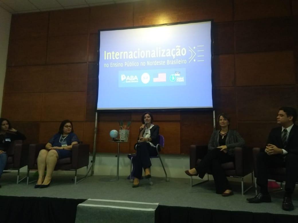 Seminário de Internacionalização do Ensino Público no Nordeste Brasileiro