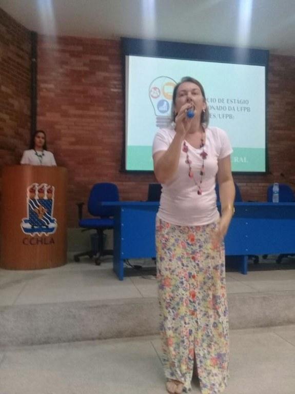 VI CES/UFPB- Apresentação cultural