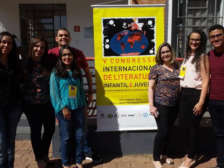 V Congresso Internacional de Literatura Infantil e Juvenil do CELLIJ