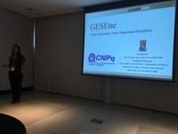 O evento reuniu estudantes, pesquisadores e empreendedores brasileiros que estudam energia