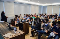 Realizado no dia 12 de julho de 2017 no mini auditório do CCHSA, Campus III, UFPB, Bananeiras.