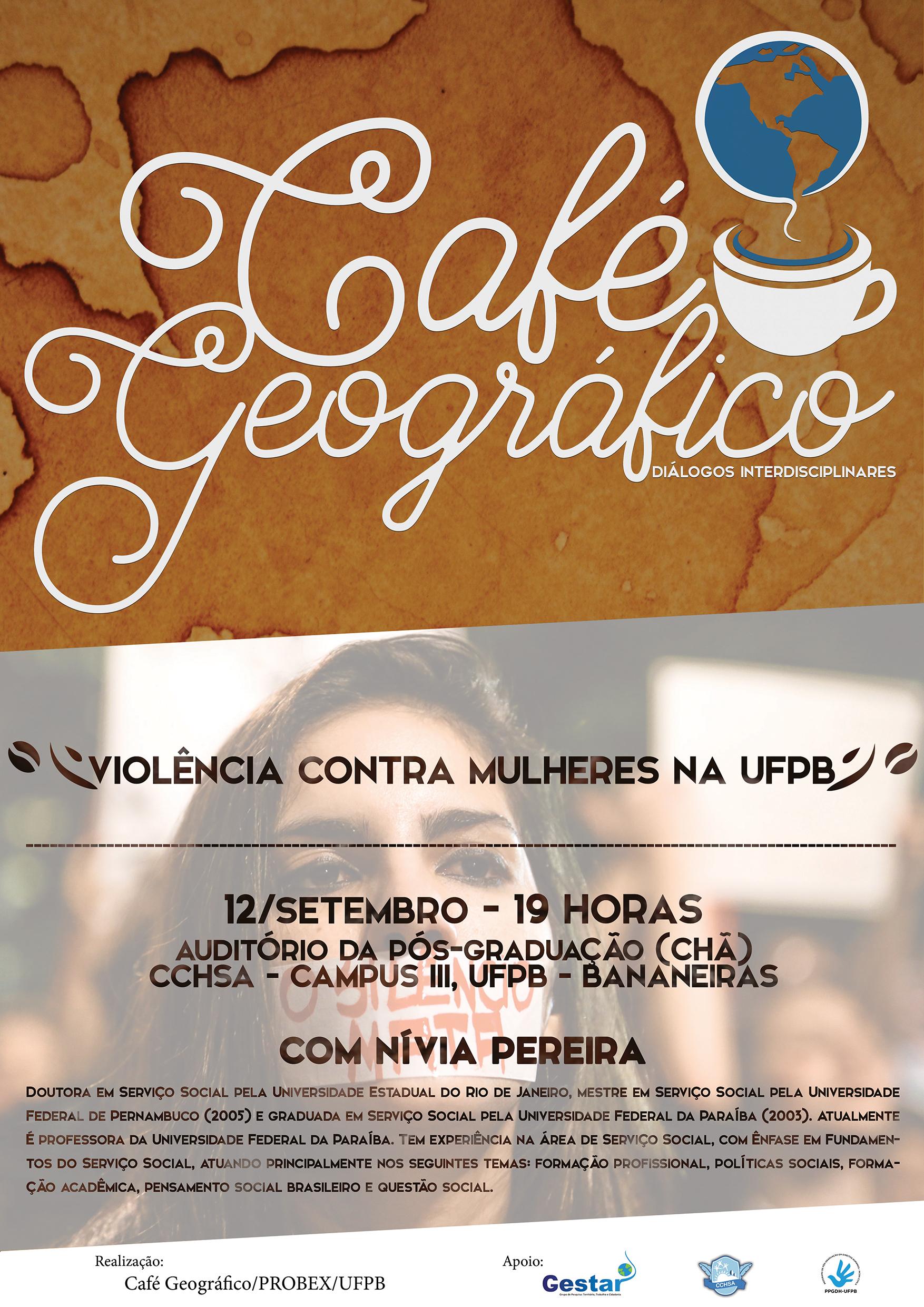 Poster - Café Geográfico