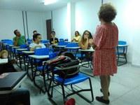 As atividades integram o projeto Produção do Saber Geográfico e Formação para a Docência.