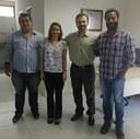 Reunião UFPB e Embramil.
