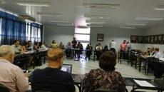Docentes representantes dos Centros da UFPB apreciaram a matéria e aprovaram por unanimidade.