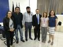 Palestrantes, Pró-Reitores e Diretores da INOVA-UFPB