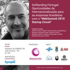 WebSummit 2019 Startup Circuit.