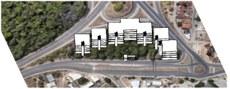 Esboço da localização do novo Parque Tecnológico da UFPB.