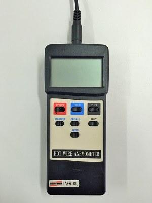 Equip. - Anemômetro TAFR180