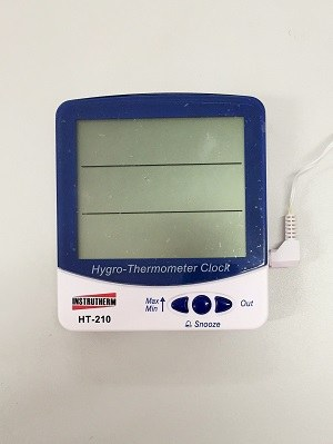 Equip. - Hygro-thermometer