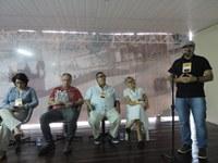 Dailton Lacerda, representando a PRAC da UFPB