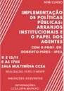 Minicurso Prof. Roberto Pires