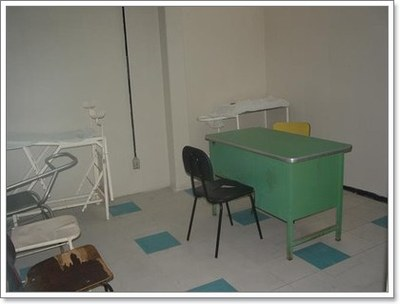 Fig. 1 Sala onde começou a funcionar o PROGEST – 1997