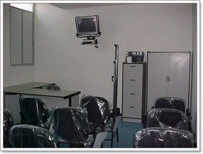 Fig. 14:  Mini Auditório do SAE Materno-Infantil e Centro de Estudos e Pesquisa