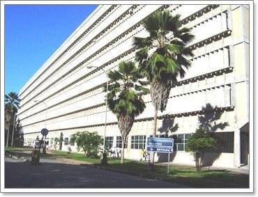 Fig. 5: Hospital Universitário Lauro Wanderley