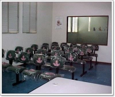 Fig. 8:  Recepção do SAE Materno Infantil